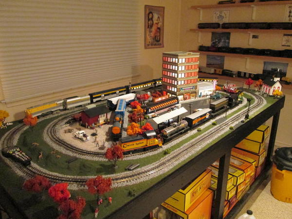 Why all the Hate for the 4x8? | O Gauge Railroading On Line