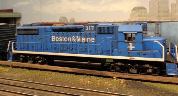 BM GP40 [7)