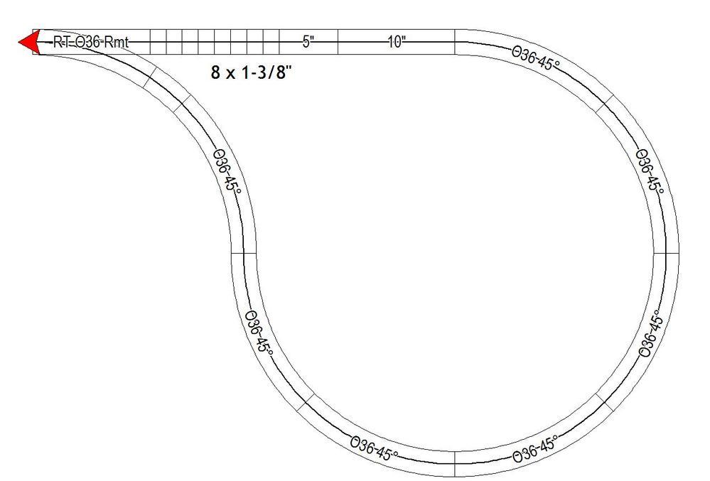 Reverse Loop Plans For Fastback