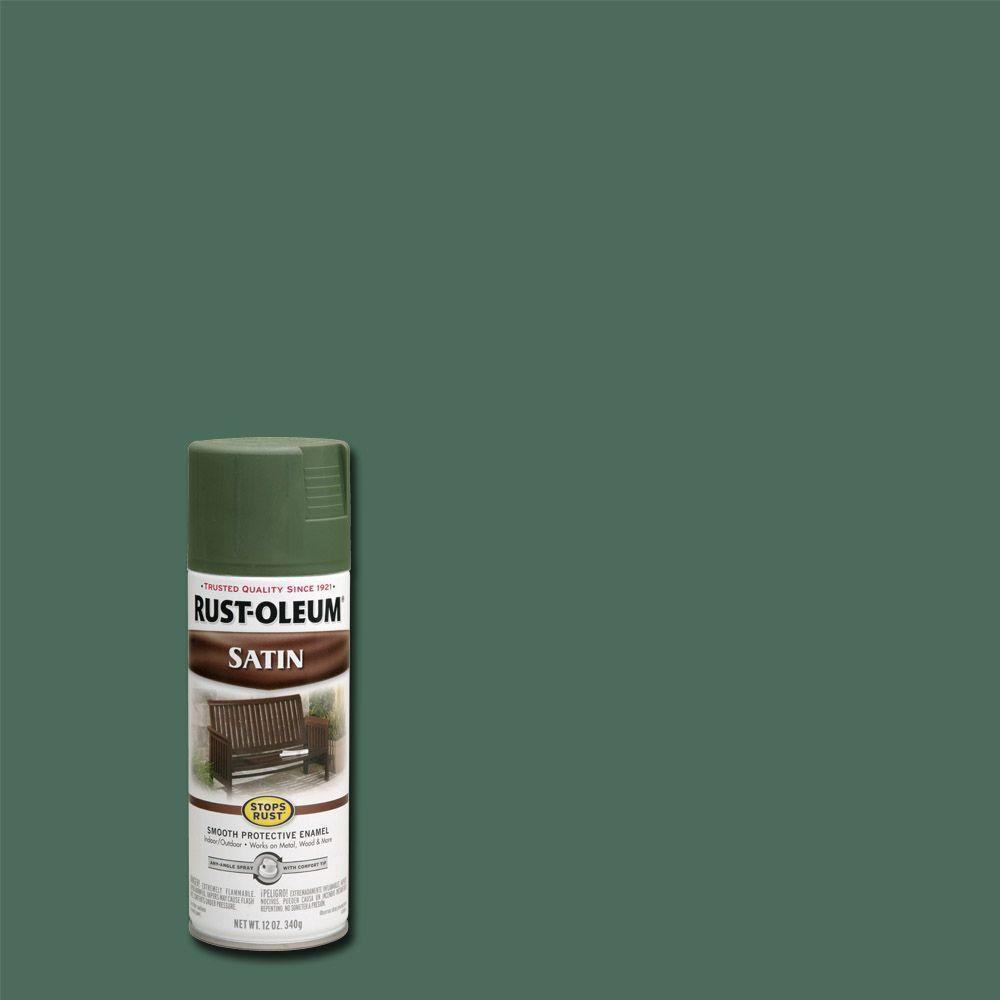 How To Spray Rustoleum Paint