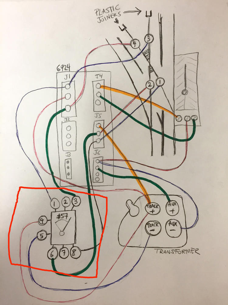Help Needed Wiring An Atlas O Switch Using An Atlas  6924