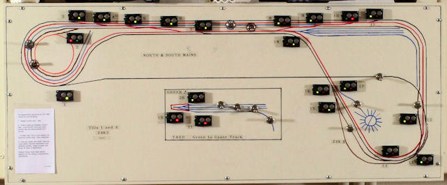 how did you wire your layout o gauge railroading on line forum 5 main5