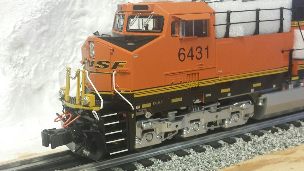 Lionel Diecast BNSF ES44AC | O Gauge Railroading On Line Forum