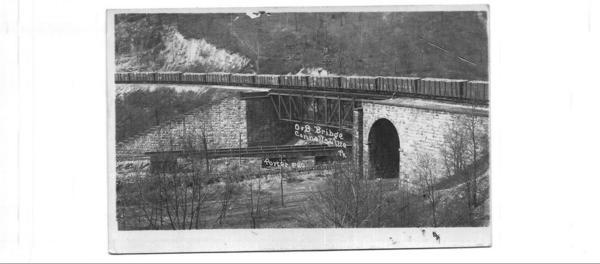 Ohio and Baltimore bridge