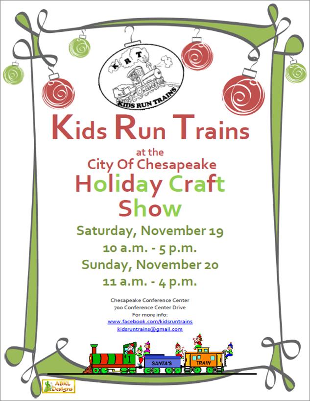 Chesapeake Convention Center Craft Show
