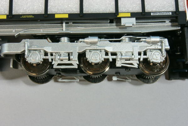 AF SD70 Scale