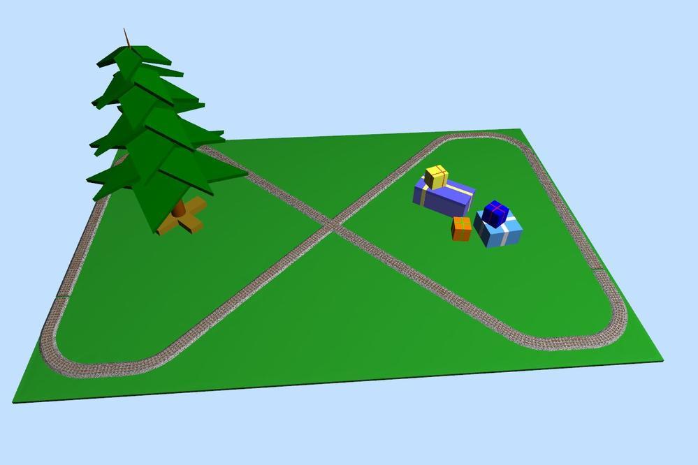 Help with lionel 027 figure 8 type track – Lionel Trains 8602 Wiring Schematics