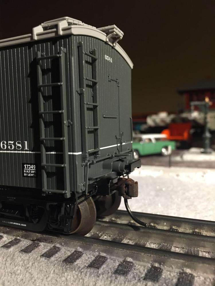 8-Minute Lionel Scale Milk Car Kadee Conversion | O Gauge Railroading On Line Forum