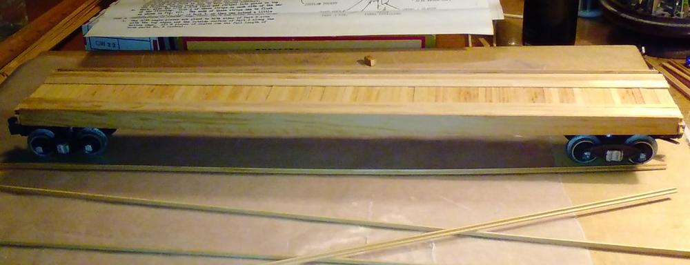 Circus Craft CW-153 72/' Circus Horse Car Wood Craftsman Kit O-Scale NOS