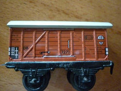 beckh 1271 brown boxcar
