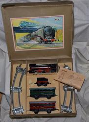 beckh 4-car boxed set