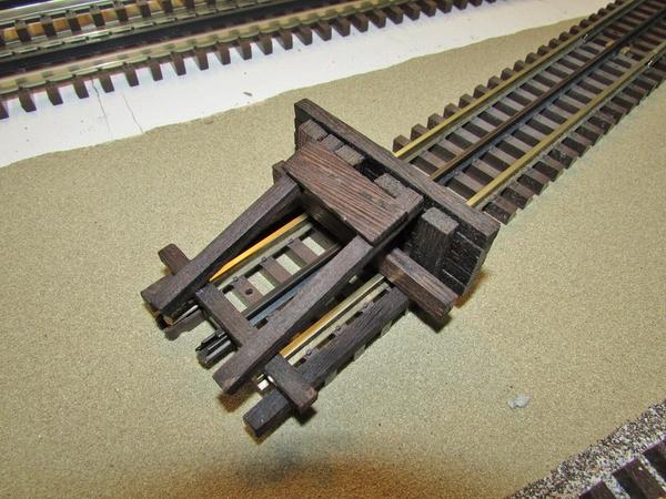 Wood Track Bumper 003
