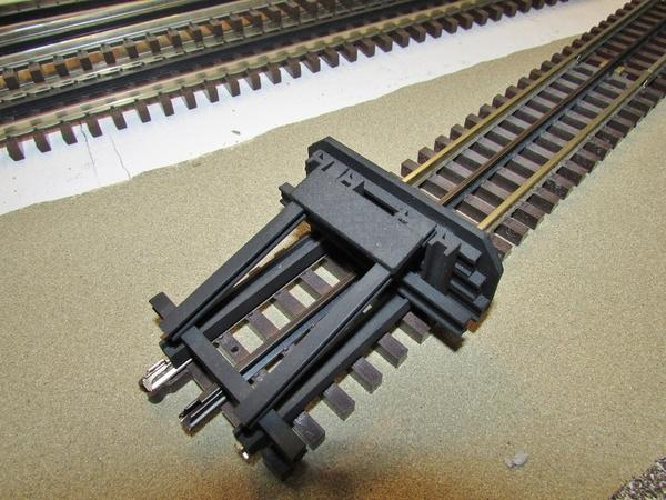 Plastic Track Bumper 002