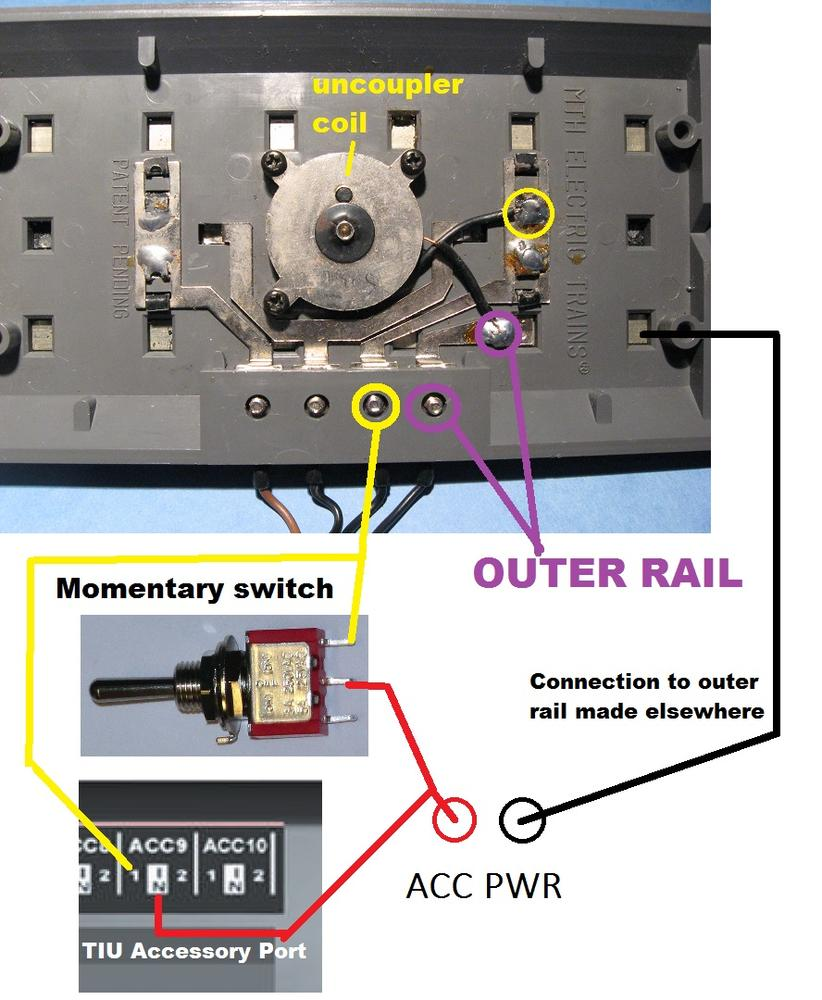mth dcs wiring diagram mth dcs remote control wiring