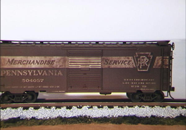 PRR boxcar