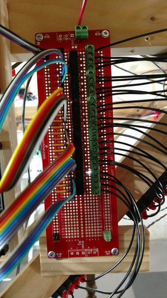 optocoupler board