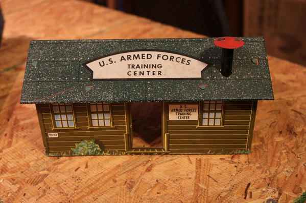 Marx T1-12 Training Center