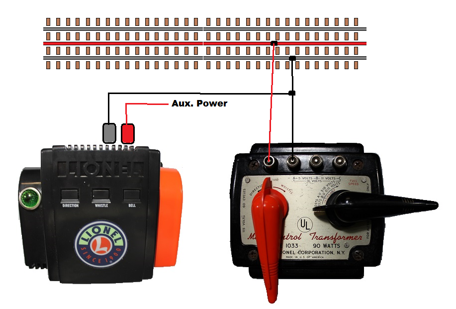 how to phase 1033 transformer with powermax o gauge railroading on rh ogrforum ogaugerr com Lionel 1033 Transformer Wiring Diagram lionel 1033 transformer ...