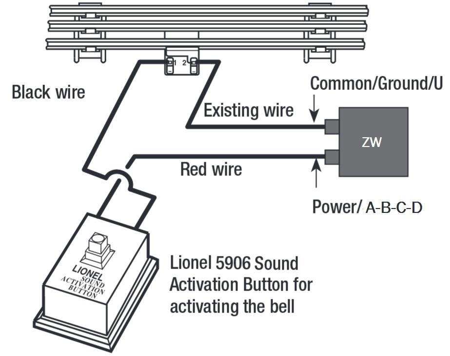ZW 5906 how to add bell function to pw zw transformer o gauge lionel zw transformer wiring diagram at crackthecode.co