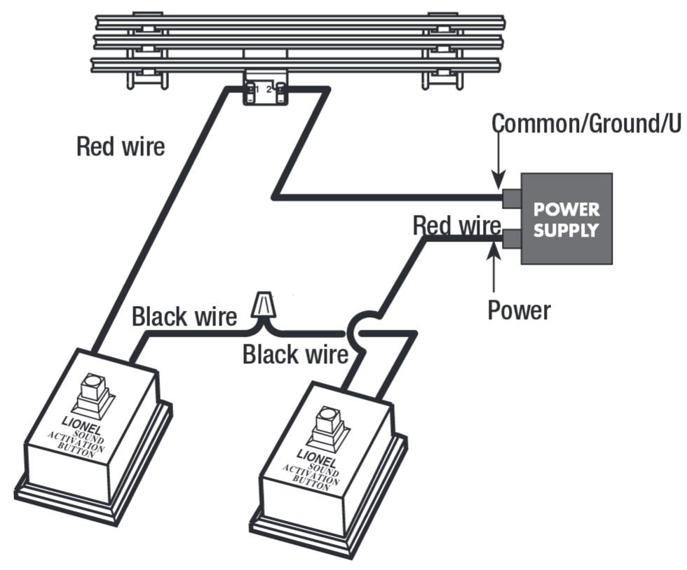 Lionel Train Wiring Another Blog About Diagram 45 Harley 1033 Transformer Legacy Track Guide
