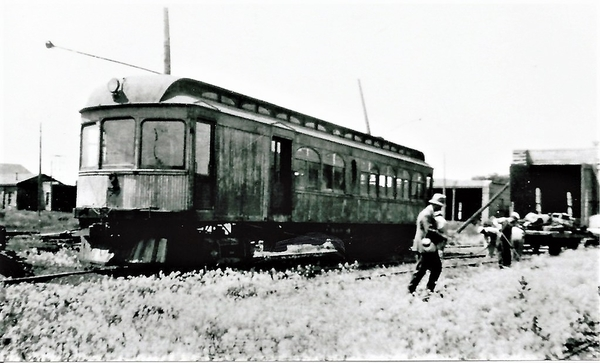 Mason City & Clear Lake RR Car