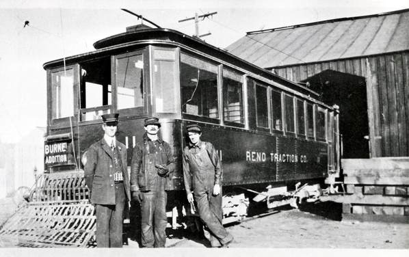 Nevada's 1st Street Car