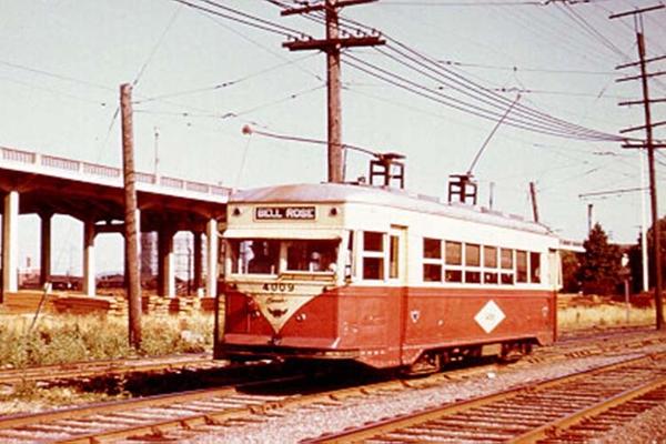 Oregon City Line Brill Master Unit