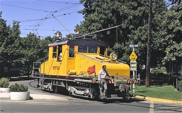 Yakima Valley Transportation Company