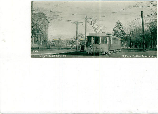 STRATFORD CENTER TROLLEY