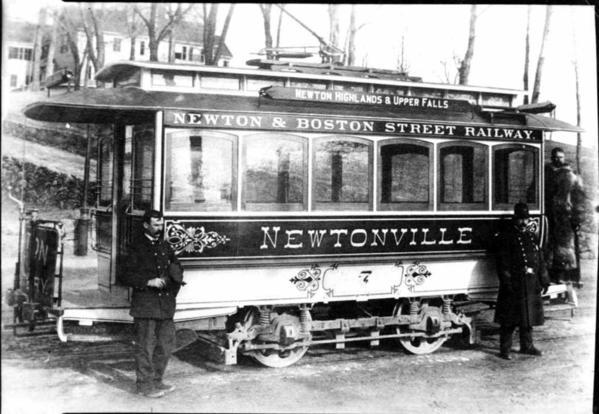 Trolley Newtonville
