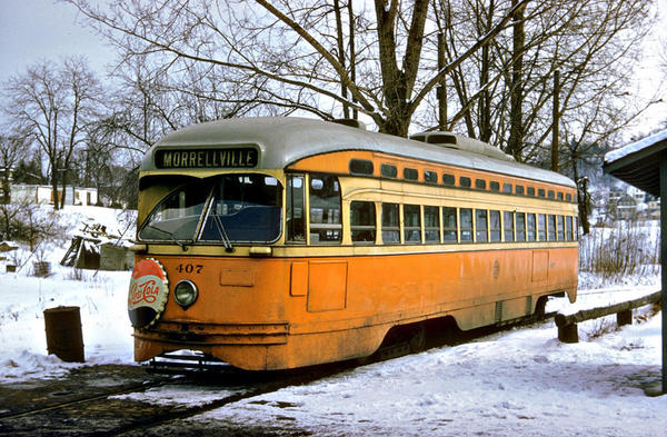 JOHNSTOWN TROLLEYS