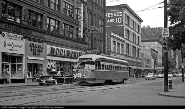 johnstownWoolworth - Trolley