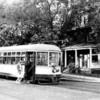 Street car at Western Avenue, St. Paul, c. 1941