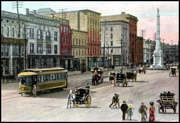 Augusta, Georga Broad Street ca. 1903.