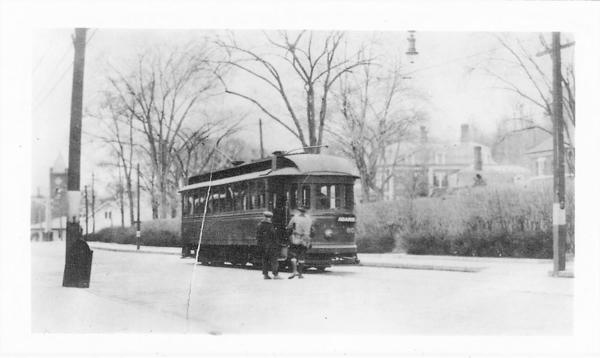 Berkshire Street Railway Trolley #80
