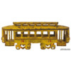 toy_trolley_cast_iron_yellow_paint