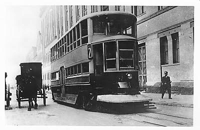 New York Railways Trolley