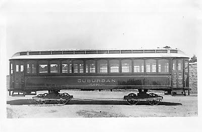 Suburban Railway operated in Providence R.I & 675 & 690 were used on the BUTTERWOODS line