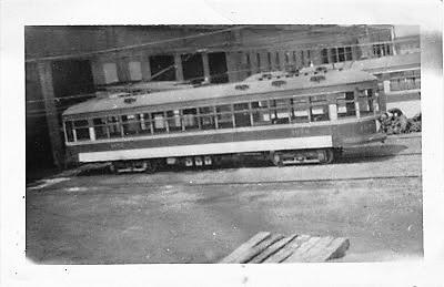 Syracuse Street Railway Trolley