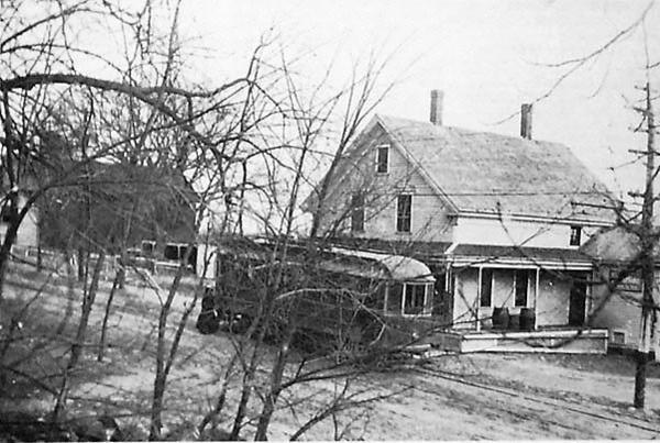 Concord, MAynard & Hudson Street Rwy [5)