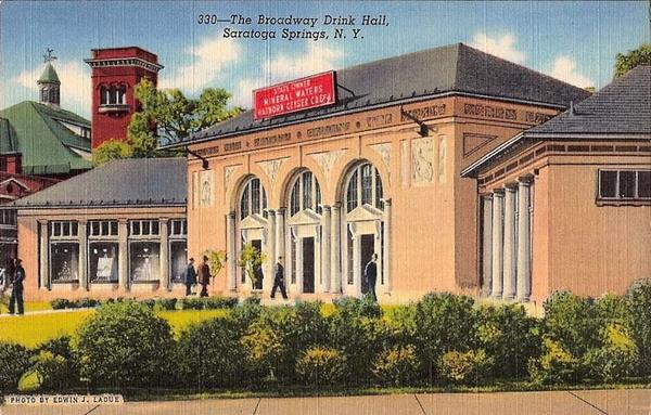 HVR Saratoga Depot [1)
