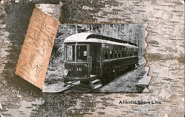 Atlantic Short Line