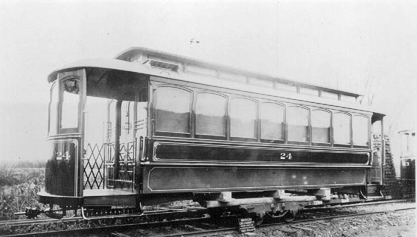Delaware Electric # 24 [Jackson & Sharp Builders Photo)