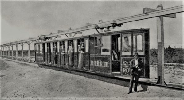 Long Island Boynton Bicycle Railroad
