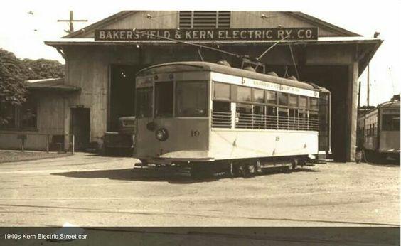 Bakersfield & Kern Electric Ry