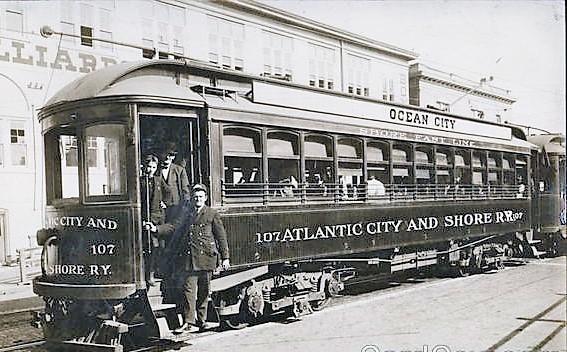 Atlantic City & Shore Rwy