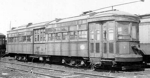 Erie Railways Car 282