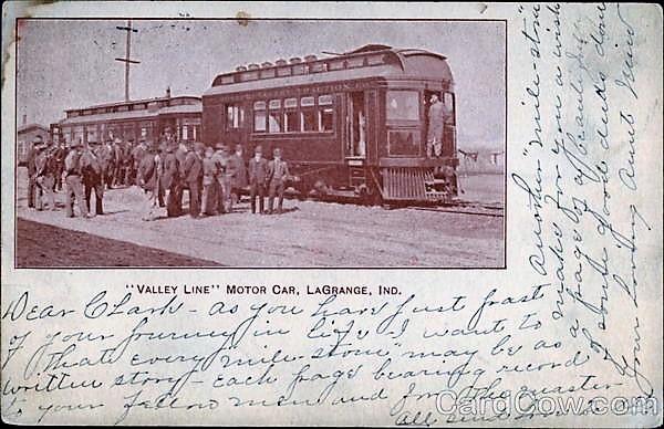 Valley Line, LaGrange, Ind