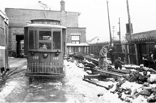 United Traction Co. Quail Street Barn, Albany, NY