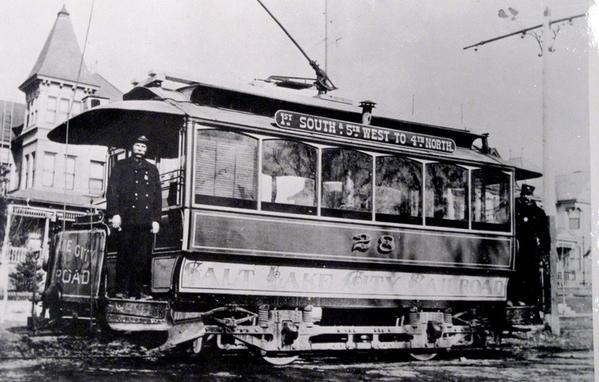Salt Lake City Car 28